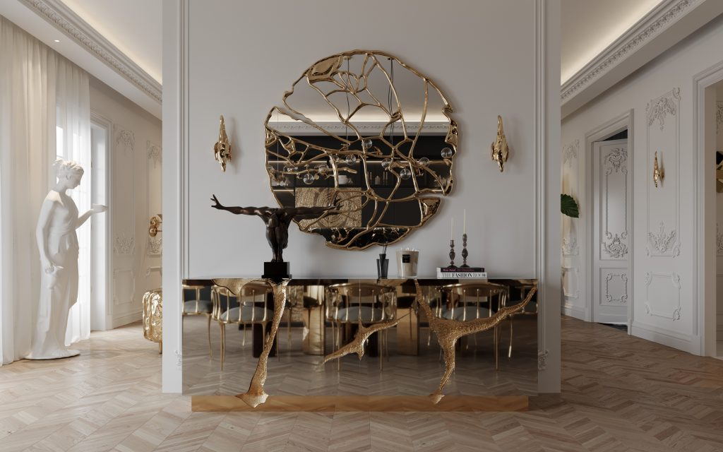 The Lapiaz Furniture Collection by Boca do Lobo Takes Inspiration From Nature