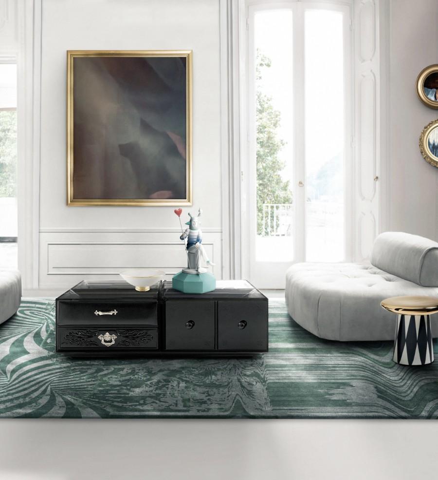 Boca do Lobo Luxury Furniture: Soho Bedroom Collection