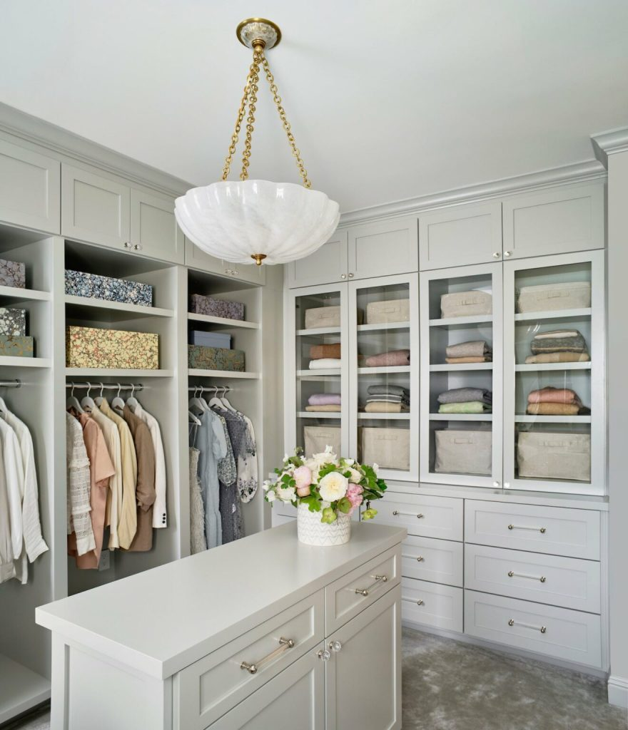 10 Dream Closets And Dressing Rooms