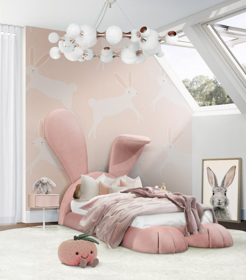 Dreamy Inspirations For Kids Bedroom Designs