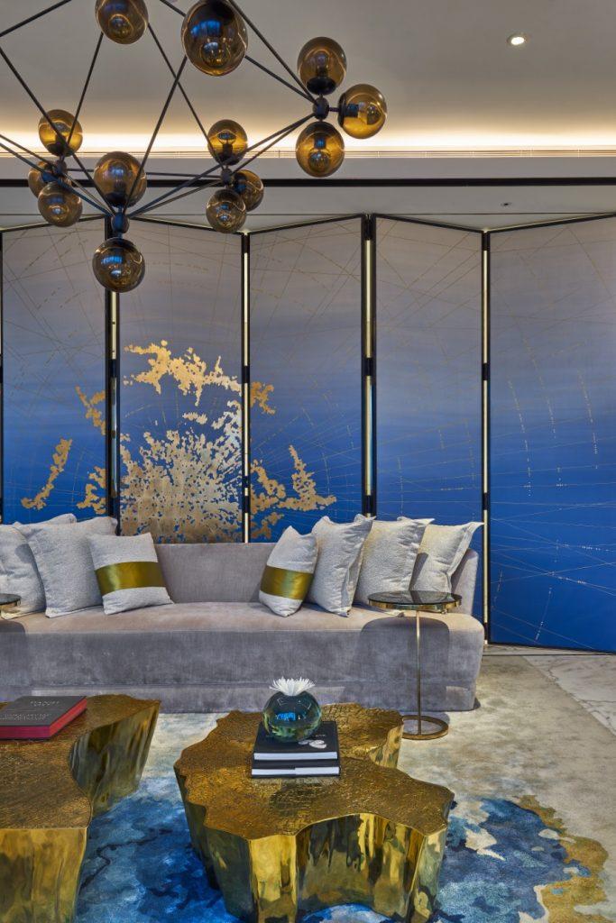 Inside Altamount Modern Residence by Hirsch Bedner Associates