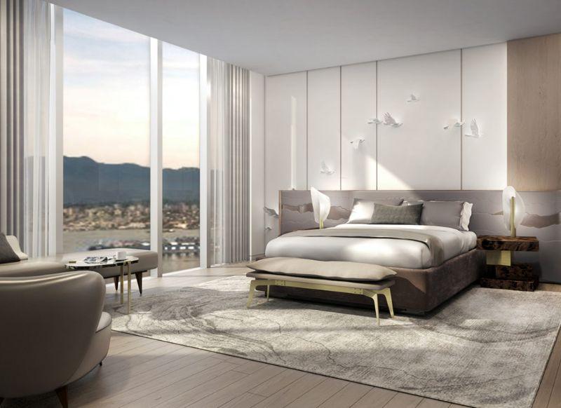 Luxury Bedroom Design Ideas By Renowned Interior Designers