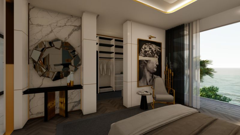 Modern Bedroom Designs Fit For A Millionaire Home