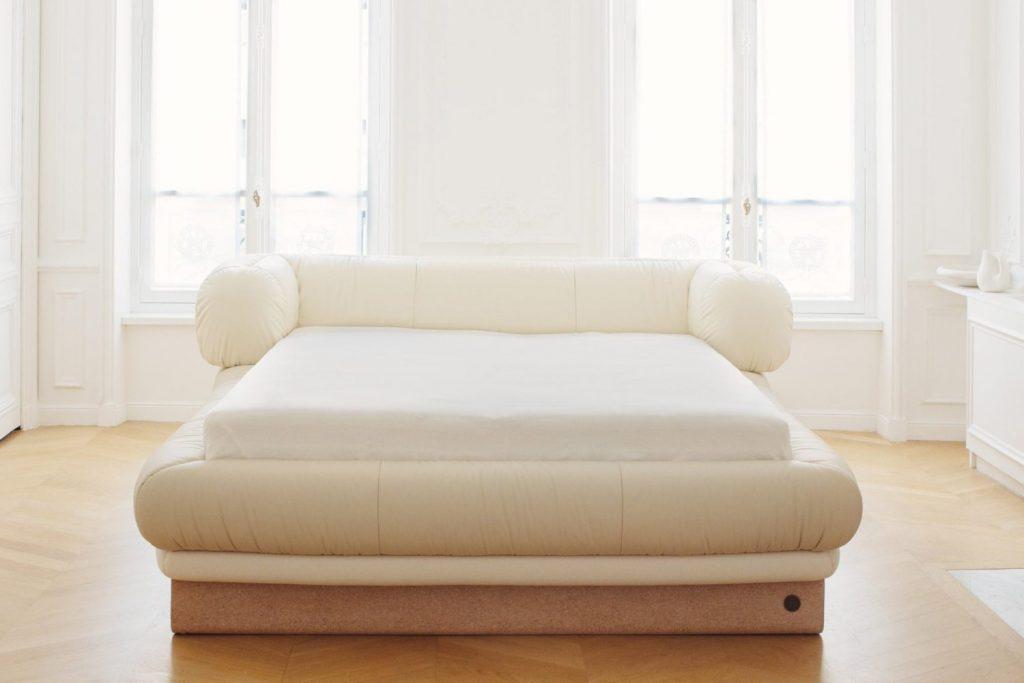 Faye Toogood Is The Designer Behind A New Birkenstock Bed