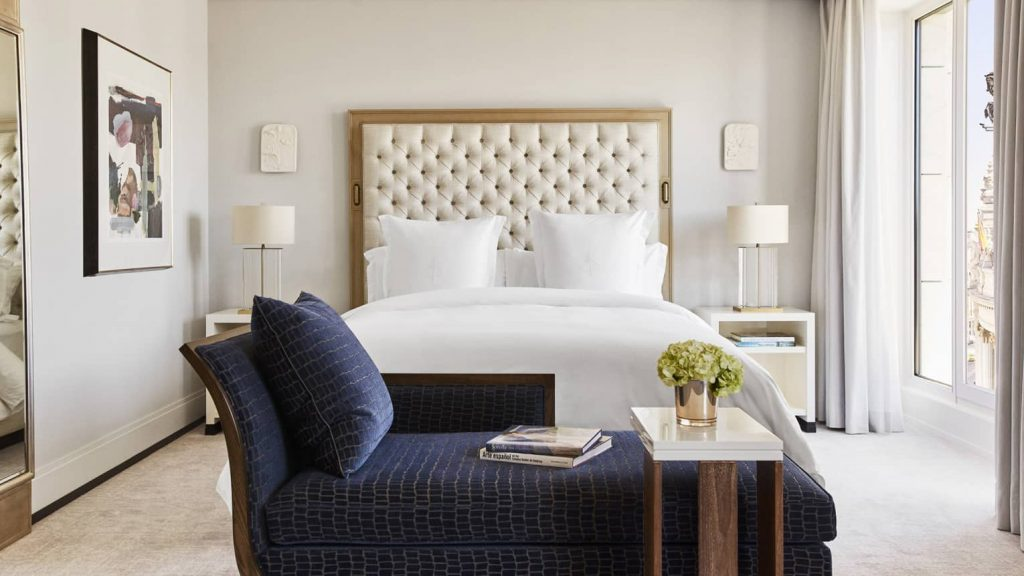 Meeting Four Seasons Madrid With A New Makeover