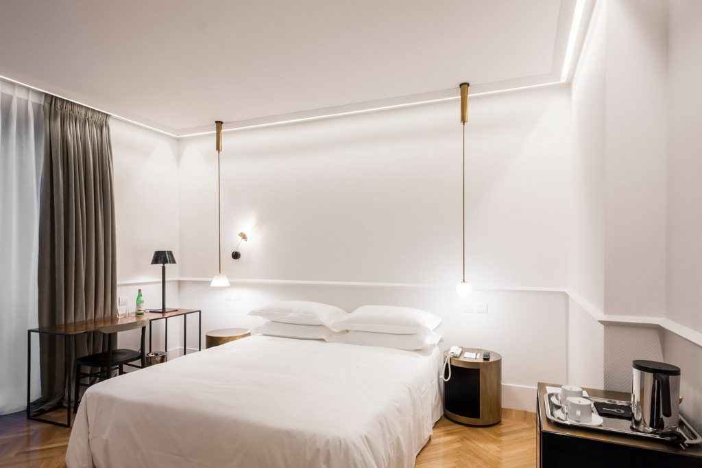 Tradition and Modern Design in the Heart of Milan - Senato Hotel